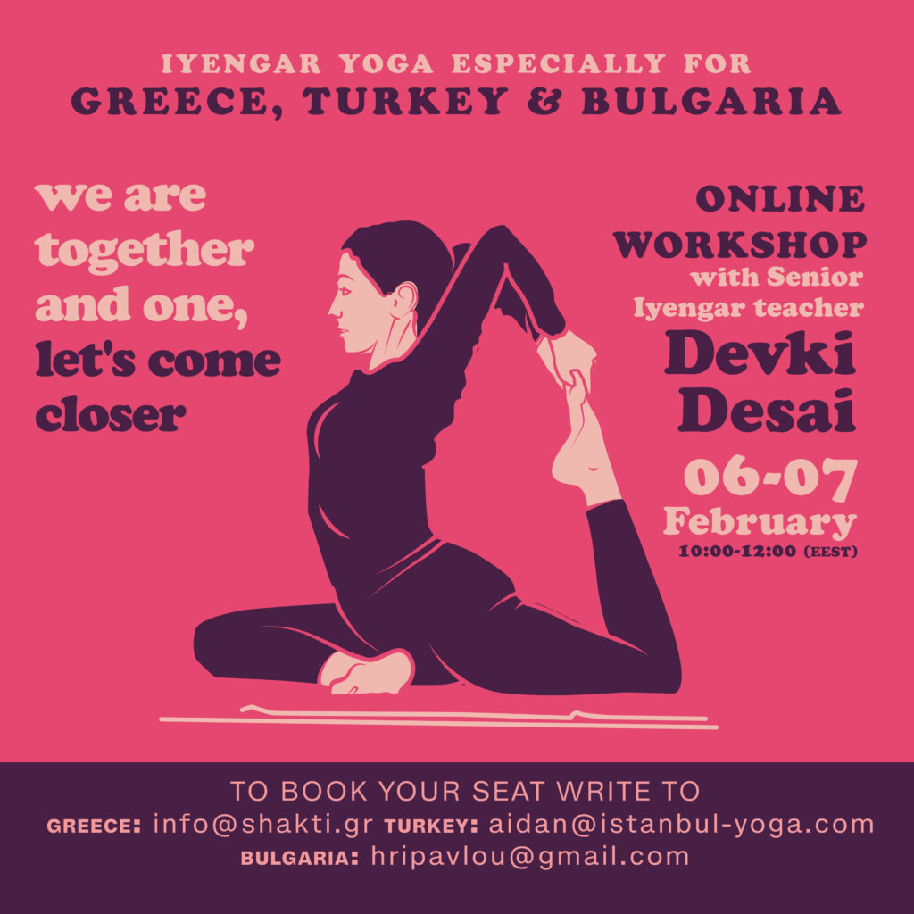 Devki Desai yoga
