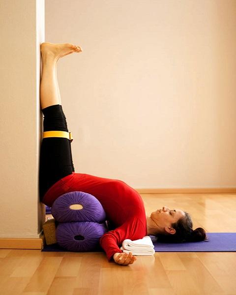 Shakti yoga studio poses