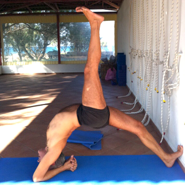 Marios Argiros yoga