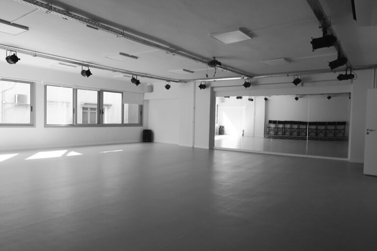 shakti yoga studio main classroom