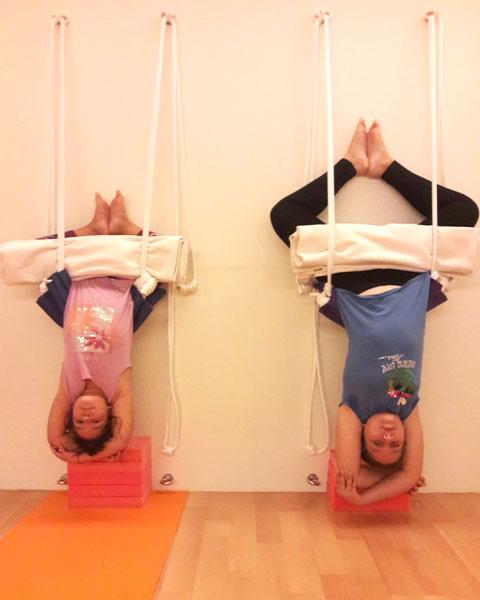 iyengar yoga for kids